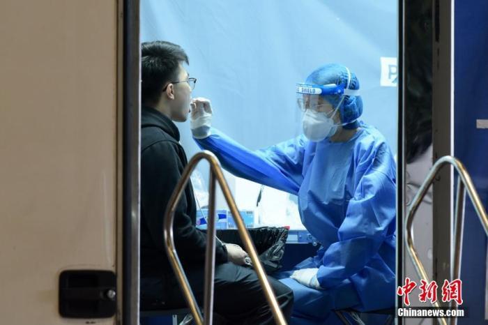 香港新增14例新冠肺炎确诊个案 其中3例为输入个案