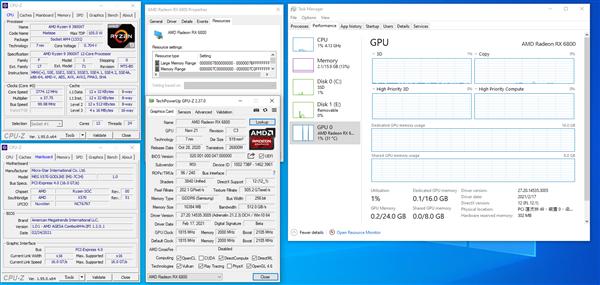 微星主板BIOS升级 锐龙3000支持显存智取:性能白捡16%