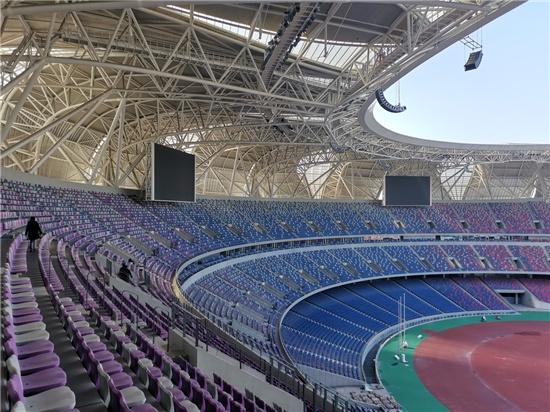 5G亚运智能观赛场馆落地,数万人观赛全程手机流畅