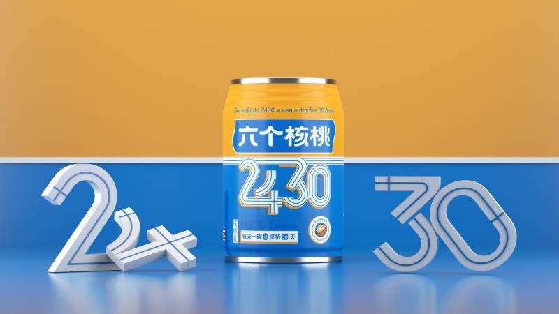 六个核桃2430一天一罐,显著提升记忆力!看看权威怎么说