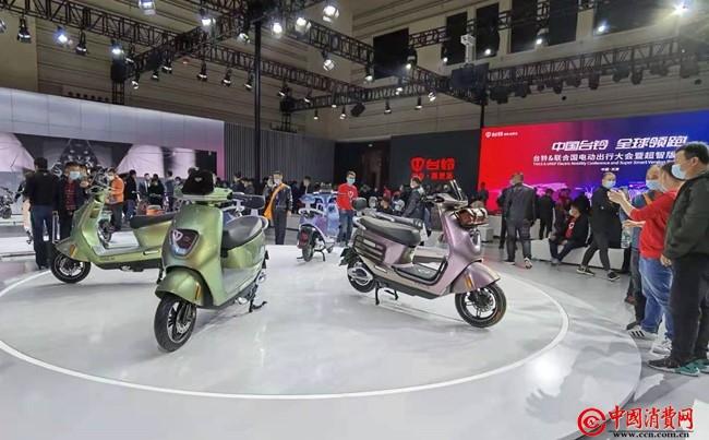 消费升级推动电动两轮车品质提速