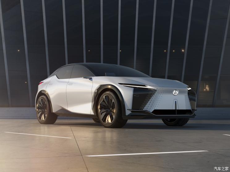 雷克萨斯在2025年推出至少10种电动车型