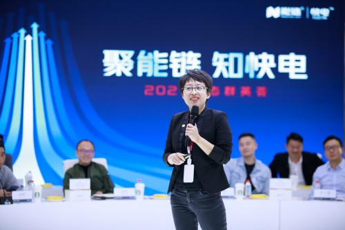"""能链CEO王阳:重塑产业链,快电重构能源的""""人-货-场"""""""