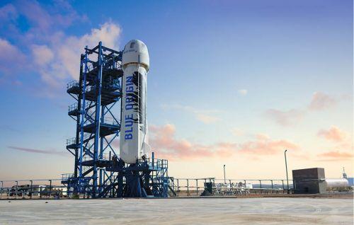 蓝色起源再次成功发射新谢泼德号火箭 为载人航天发射铺平道路