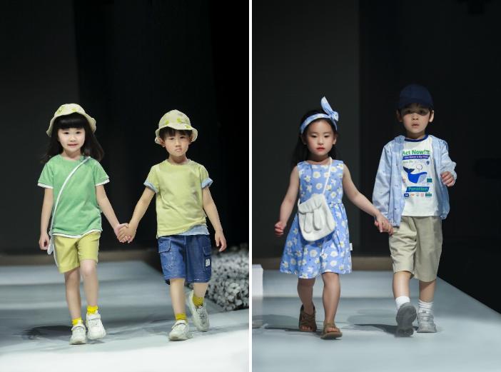 从棉田到秀场,从自然到生活:全棉时代演绎首个棉的色彩时尚秀