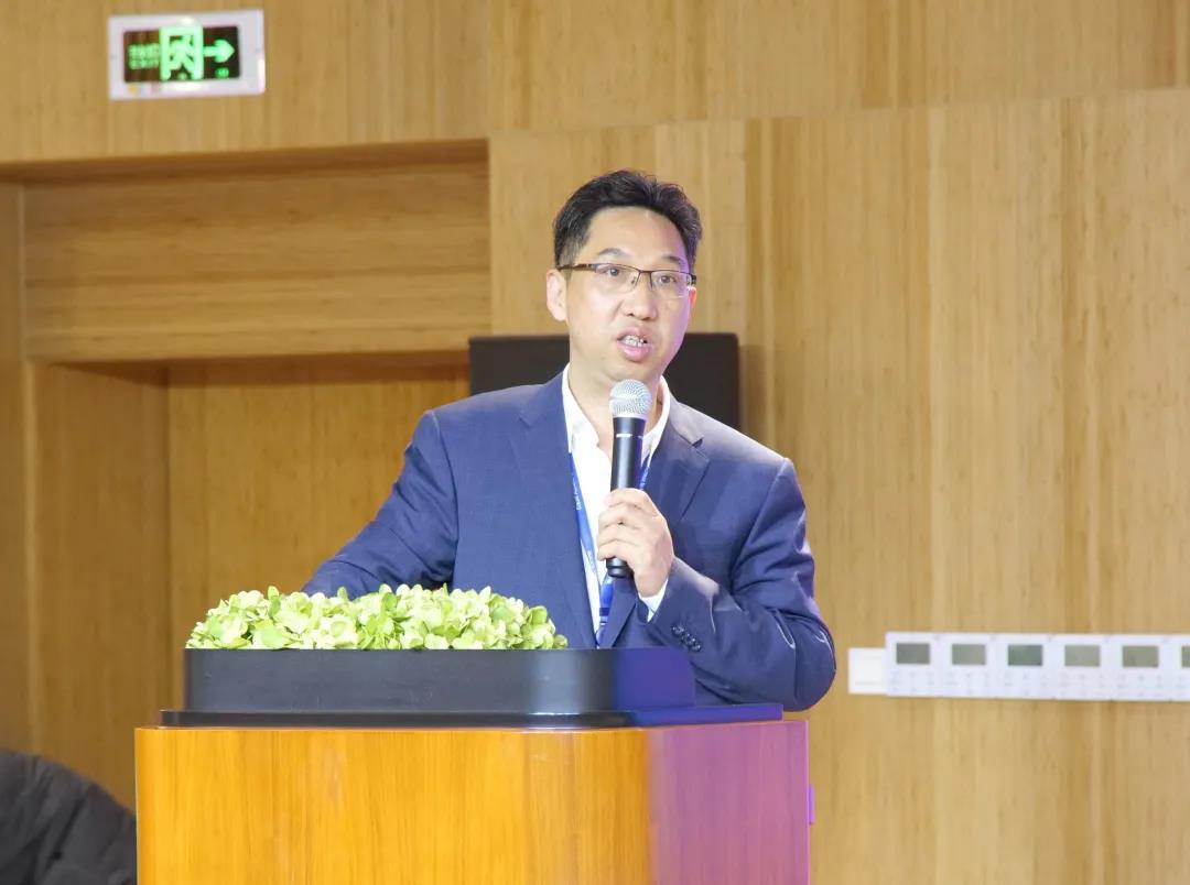 迪安诊断副总裁、迪安生物&医策科技董事长姚树列致辞