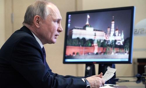 俄媒:拜登边制裁俄罗斯边邀普京出席气候峰会和面谈 普京未必给他面子