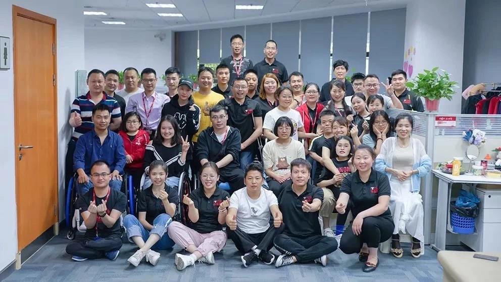 京东阳光天使项目,为残疾人的人生打开一扇天窗