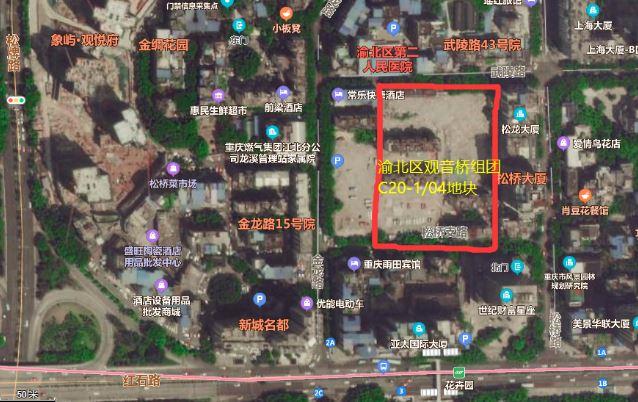 楼面价15307元/�O!中海3.64亿元摘得新牌坊14.27 亩地
