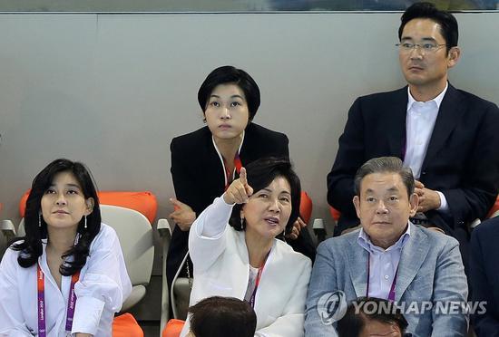 三星家族包揽韩国股市富豪榜前四,持股市值堪比现代汽车