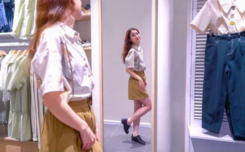 森系慢生活,从紫涵开始——上海环球港新店开业