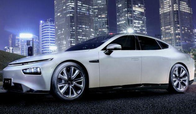 小鹏汽车Q1营收同比增长616.1% 汽车交付量同比增长487.4%