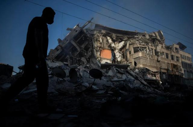 以巴爆发近7年来最严重冲突,战争一触即发