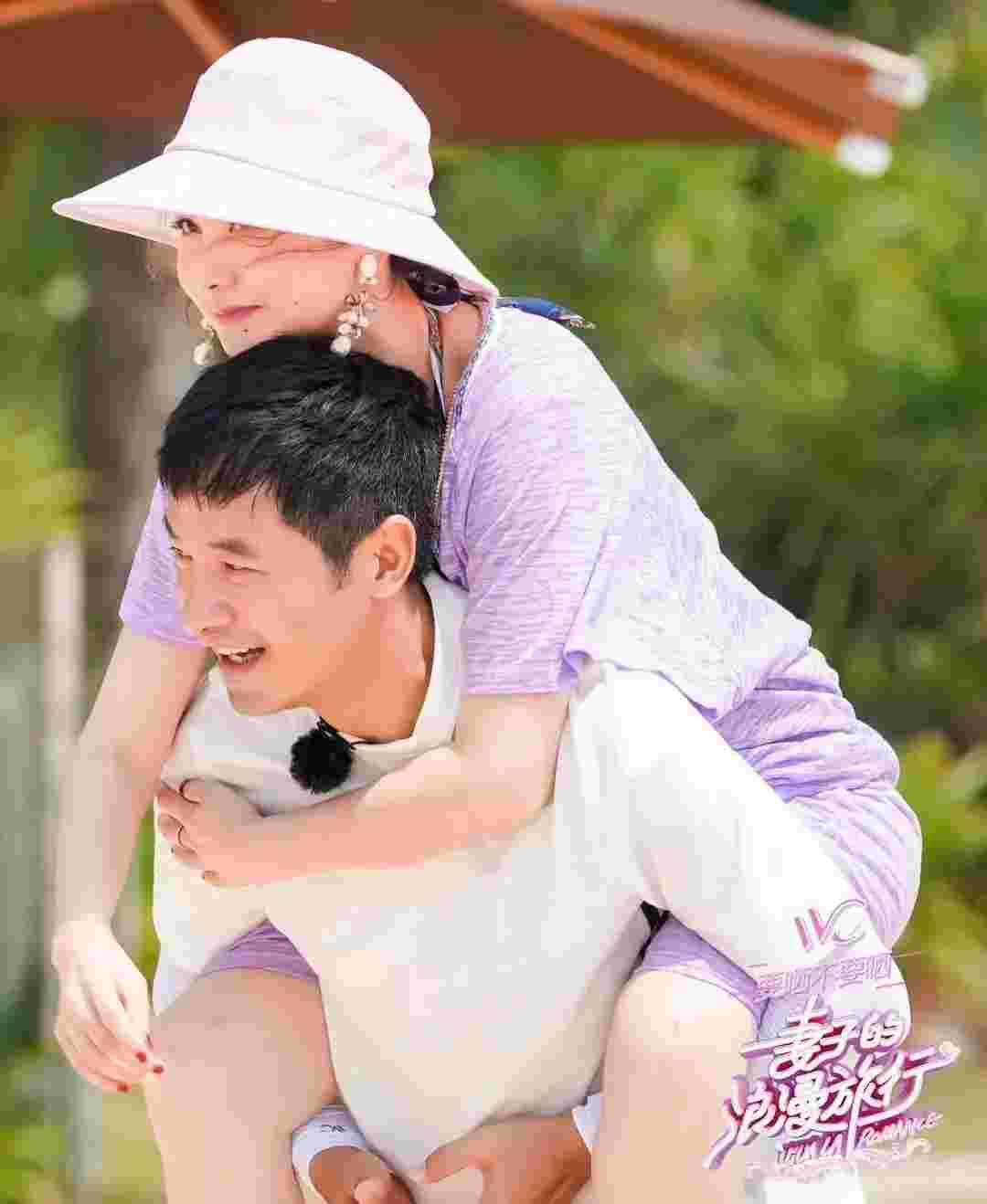 """妻子的浪漫旅行里,比老公更重要的是""""金华防晒"""""""