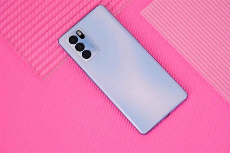 女神最爱!OPPO Reno6 Pro评测:手机都能给人化妆了