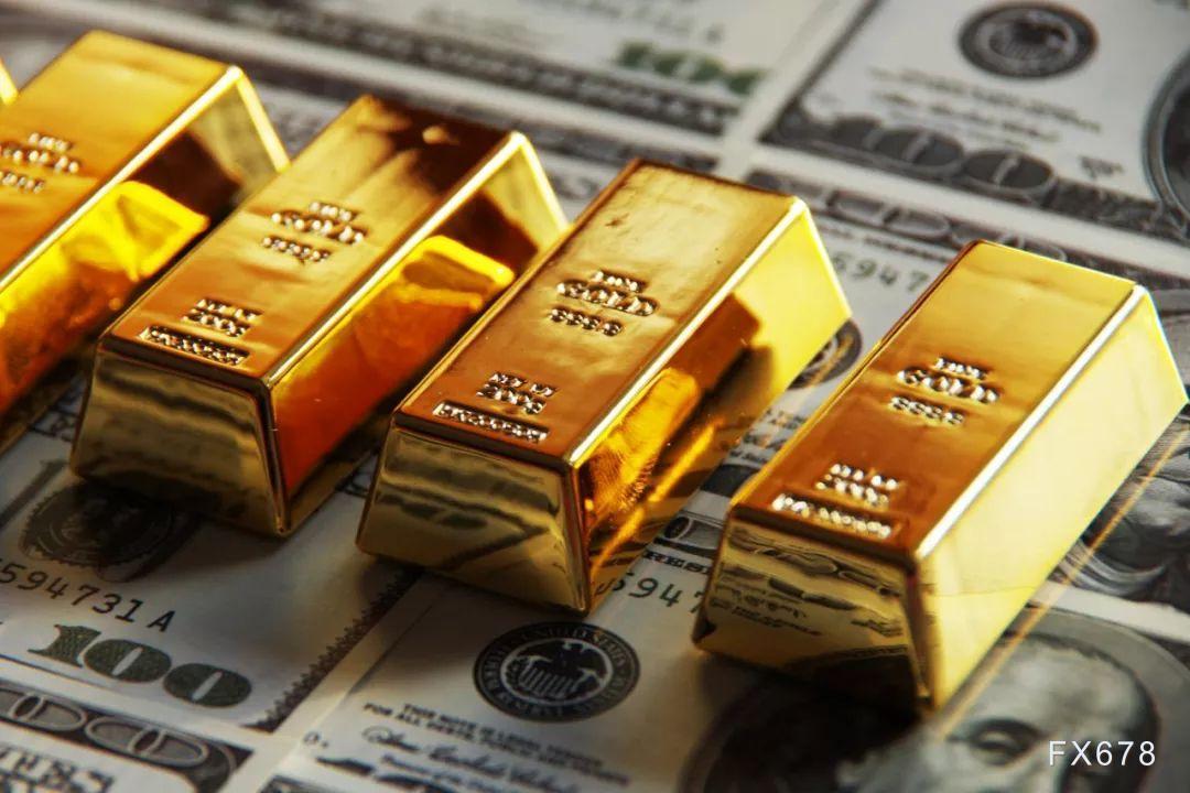 """黄金交易提醒:市场谨慎看待鲍威尔言论,金价本周""""压力山大"""""""