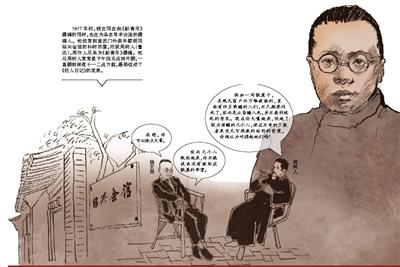 """钱玄同 自演""""反派""""掀文学革命"""