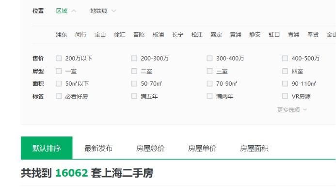 狠招显威!上海二手房开启价格核验,否则禁止发布,有中介下架超万套房源