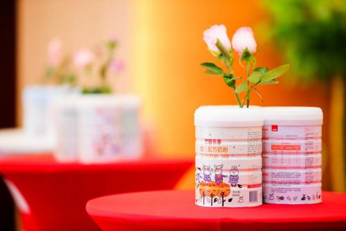 麦蔻乐享营养大满罐究竟为何能成为宝妈们的高分产品?