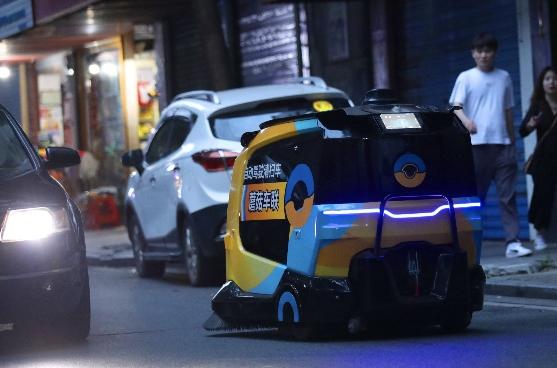 """被国际媒体报道的蘑菇车联全球最大自动驾驶项目究竟""""大""""在哪?"""