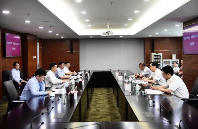 高伟常务副市长在盛京银行调研时强调 增持盛京银行股份 建设成一家好银行