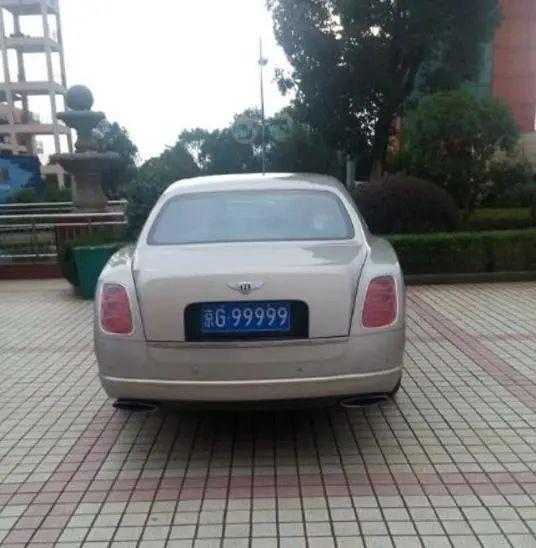 神秘车辆京G99999宾利慕尚惊现阿里拍卖!曾现身全国多地