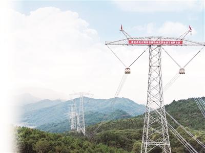 江西开启特高压电网时代