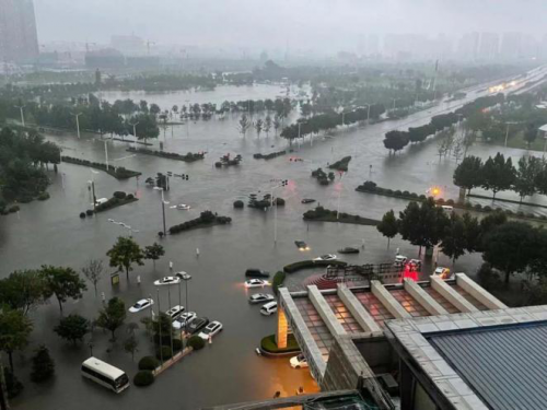 六神驱蚊花露水:洪涝灾害后,疫病预防正当时