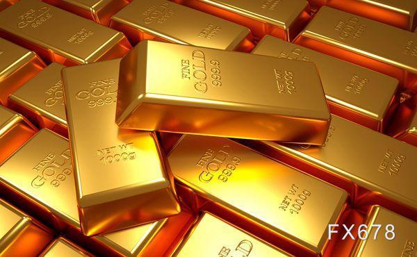 黄金交易提醒:鲍威尔一鸽到底!多头迎喘息之机静待GDP