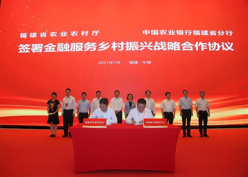 福建:普惠金融服务 助力乡村振兴