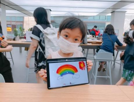 万兴科技旗下万兴喵影牵手HUAWEI MatePad Pro 成功举办华为旗舰店夏日视频创造力快闪活动