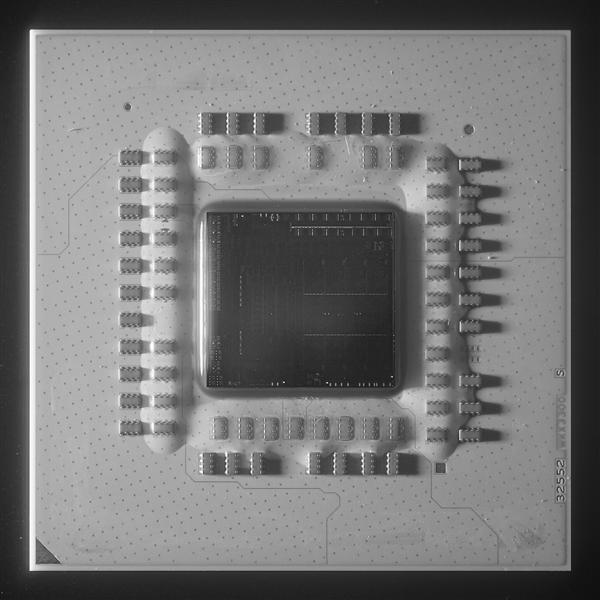AMD锐龙5 5600G APU开盖高清照:对比上代变化微小