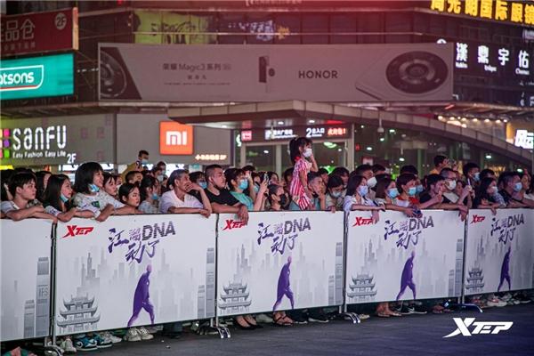 """江湖DNA动了!特步X少林亮相长沙,玩转国潮新""""招式"""""""
