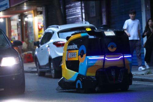 智慧交通应在公共领域先行,蘑菇车联城市服务模式值得关注