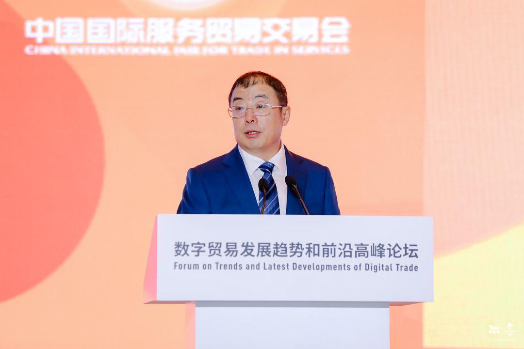 齐向东:经营坦然保障数字贸易坦然相符规