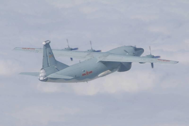"""绿媒还在盯:解放军军机清晨进入台湾西南空域,""""天没亮就来"""""""