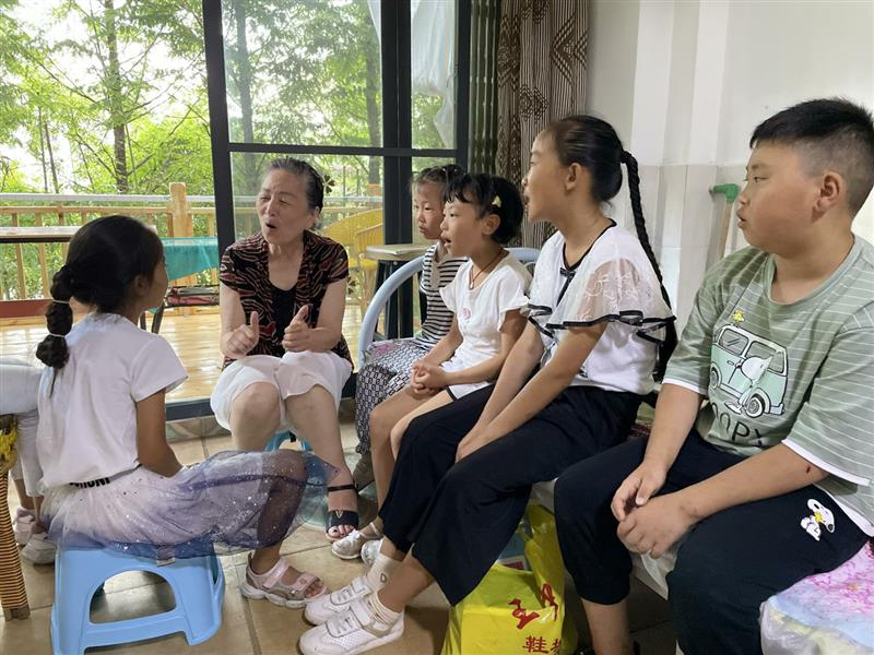 贵州桐梓:游客临时党支部推进乡村旅游环境共管共治共享