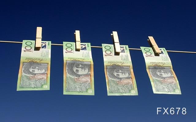 澳元兑美元从一周半低位反弹,关注0.7390-0.7400区间阻力