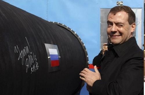 国家利益:拜登假装看不见俄罗斯北溪天然气管道 乌克兰被卖了