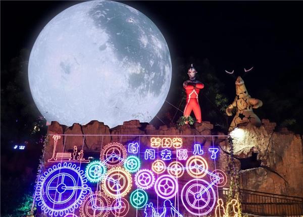 双节精彩抢先看!超级月亮、许凯、萨顶顶、影视动漫大巡游,来横店就对了!