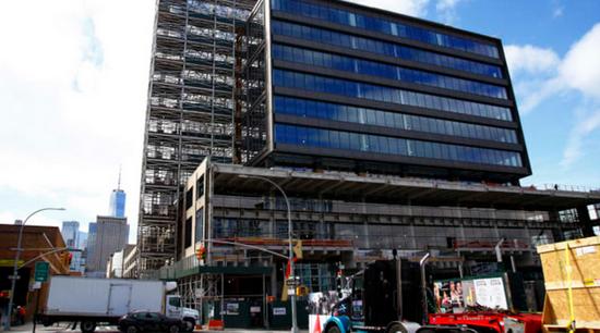 谷歌斥资21亿美元收购纽约写字楼:成加州之外最大办公楼