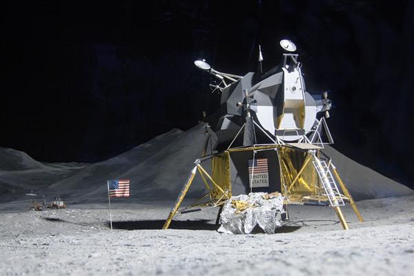 蓝色起源起诉登月合同 NASA:2024年重返月球计划被打乱
