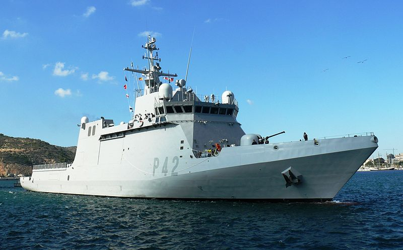 俄媒:西班牙及意大利舰艇进入黑海 俄海军密切监控