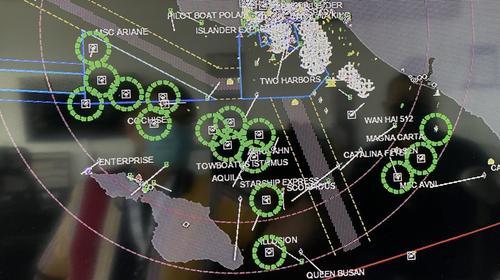 航运危机持续加剧!美国长滩港实施24小时运营 洛杉矶港拒绝……