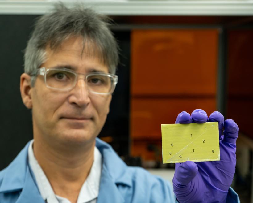 橡树岭国家实验室研发新技术LIS 减少车辆工业化学处理有害化合物