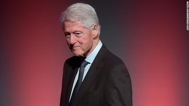 快讯!美媒:美国前总统克林顿入院,与感染新冠无关