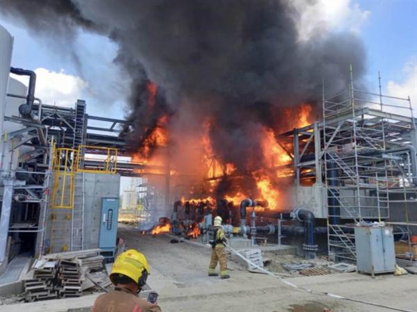 台积电在建工厂突发大火 将让芯片继续涨